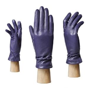 зимние кожанные перчатки