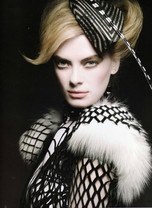 Франсуа Нарс (Francois Nars) для Vogue Nippon Beauty