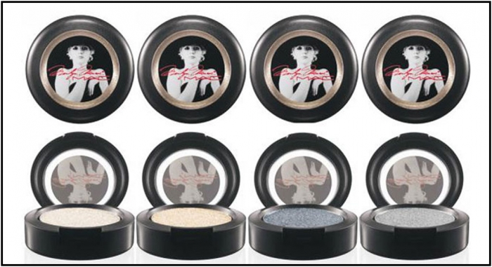 Тени для век Eyeshadow коллекция макияжа MAC Marilyn Monroe Fall 2012 Collection