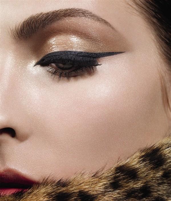 Осенняя коллекция макияжа Christian Dior Golden Jungle Fall 2012