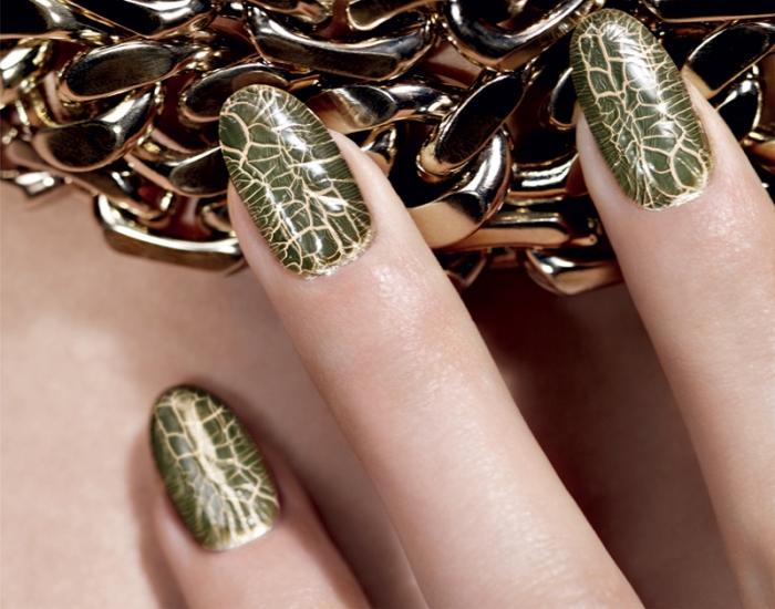 Golden Jungle Nail Art Duo (лимитированный выпуск)