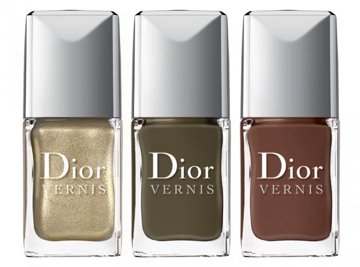 Лак для ногтей Dior Vernis (лимитированный выпуск)