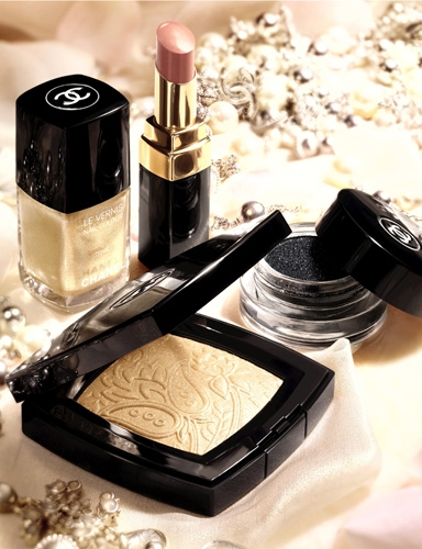 Летняя коллекция макияжа Chanel Bombay Express Summer 2012