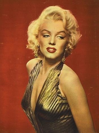 Осенняя коллекция макияжа MAC Marilyn Monroe Fall 2012 Collection