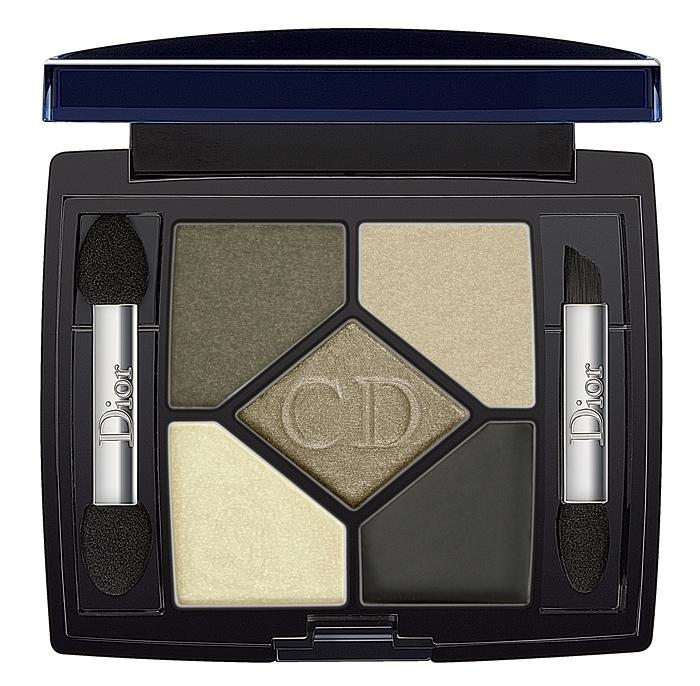 Тени для век 5 Couleurs Designer Eyeshadow Palette №308 Khaki Palette