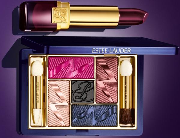 Pure Color Nail Lacquer в оттенке Black Iris – avant-garde violet