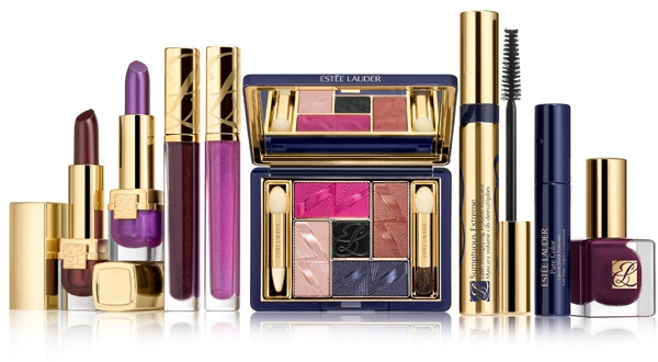 Estee Lauder Violet Underground Fall 2012 Collection
