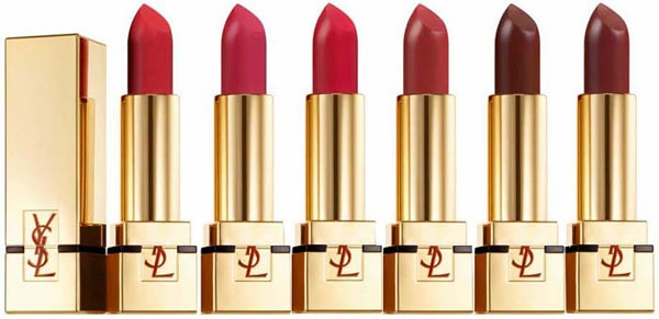 Губная помада Rouge Pur Couture The Mats Lipstick