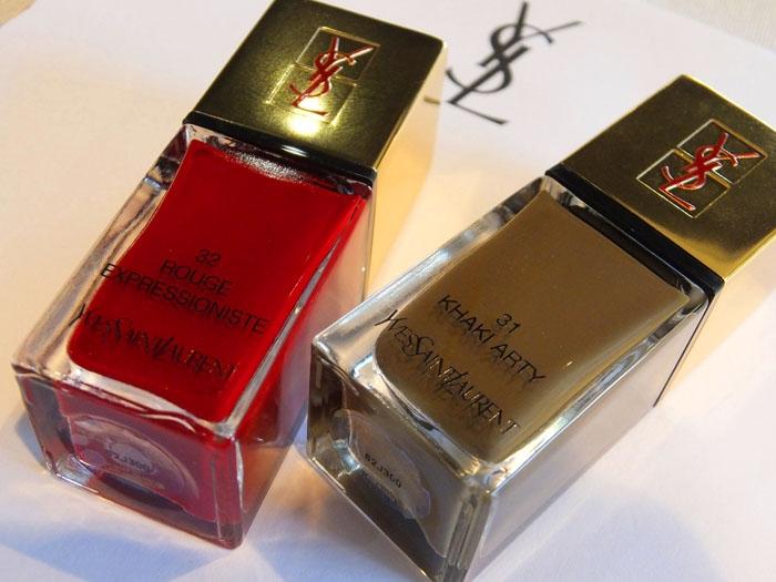 Лак для ногтей La Lacque Couture Nail Lacquer