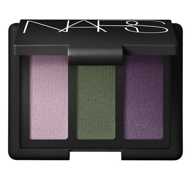Трио теней для век High Society Trio Eyeshadow Осенняя коллекция макияжа NARS Fall 2012 Collection