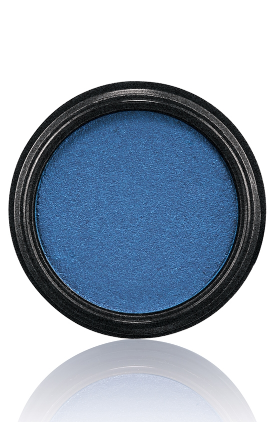тени для век MAC Electric Cool Eyeshadow Switch to Blue - Rich cobalt (насыщенный кобальтово-синий)