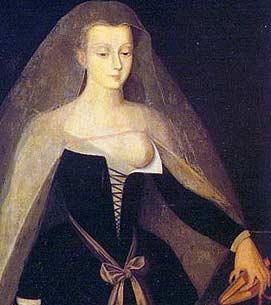 Агнесс Сорель - любовница короля Франции Карла VII