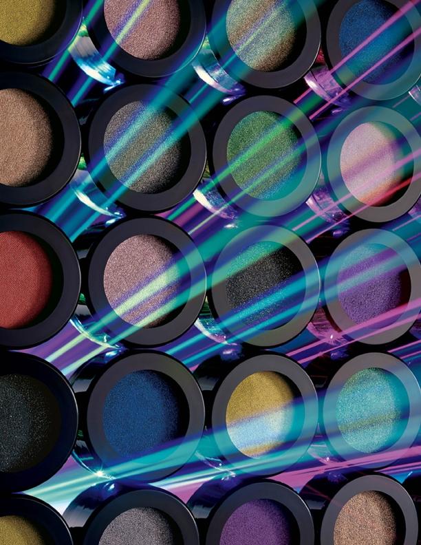 Осенняя коллекция кремовых теней для век MAC Electric Cool Fall 2012
