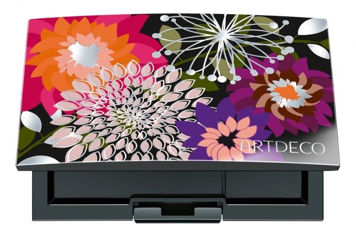 Магнитный бокс для 4-х теней Beauty Box Quattro Art Design