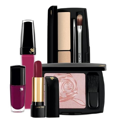 Lancome Midnight Roses Fall 2012 Collection