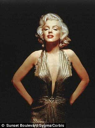 Мерилин Монро  - икона стиля даже через 50 лет после своей смерти
