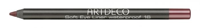 Водостойкий карандаш для глаз Soft Eyeliner Waterproof