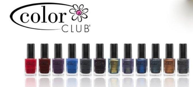 Color Club, нью-йоркская компания, производящая лаки для ногтей, объявила о дебюте новой, осенней  коллекции лаков In True Fashion