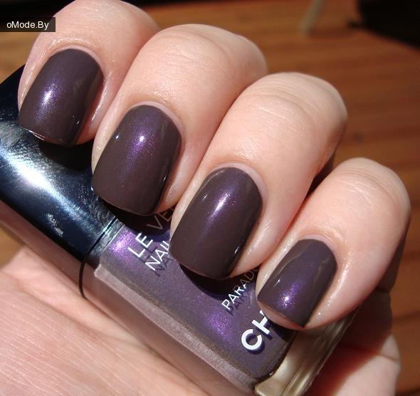 лак для ногтей Chanel из коллекции осени 2010 года №509 Paradoxal
