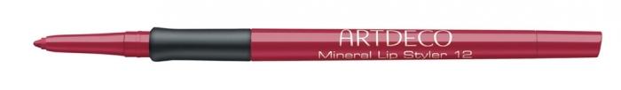 Выкручивающийся лайнер для губ Mineral Lip Styler №12 Mineral Tosca Red (тосканский красный)