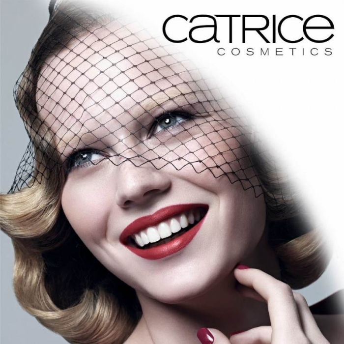 Осенняя коллекция макияжа CATRICE Hollywood's Fabulous 40ties Fall 2012 Makeup Collection