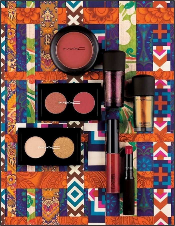 лимитированная осенняя коллекция макияжа MAC Style Seeker Collection