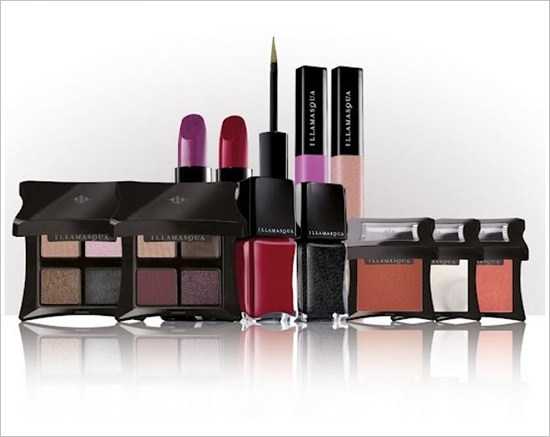 Осенняя коллекция макияжа Illamasqua Generation Q Collection