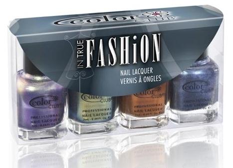 Осенняя коллекция лаков для ногтей In True Fashion Collection Fall 2012 от Color Club
