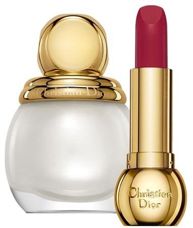 Рождественская коллекция макияжа Dior Grand Bal Collection – Holiday 2012
