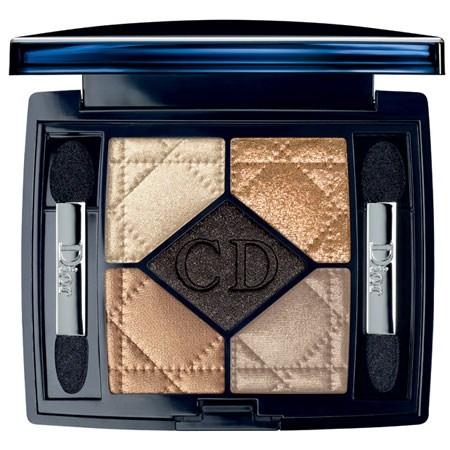 Пятицветная палетка теней для глаз Dior 5 Couleurs Designer Eyeshadow Palettes