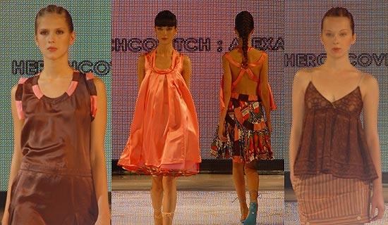 показ мод модели Вальтера Родригеса