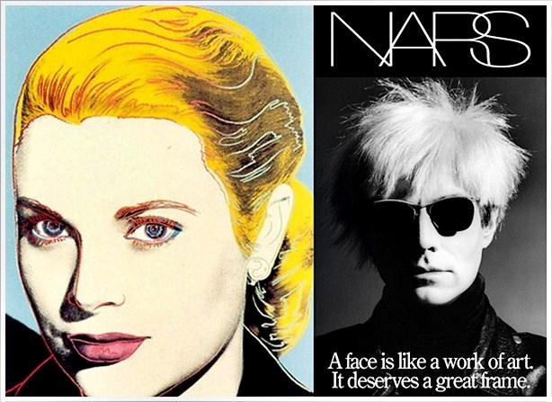 Коллекция макияжа NARS & Andy Warhol Fall – Winter 2012 Collection