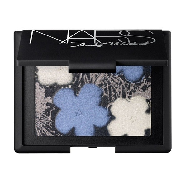 Палетки теней для век NARS Andy Warhol Flowers Palette