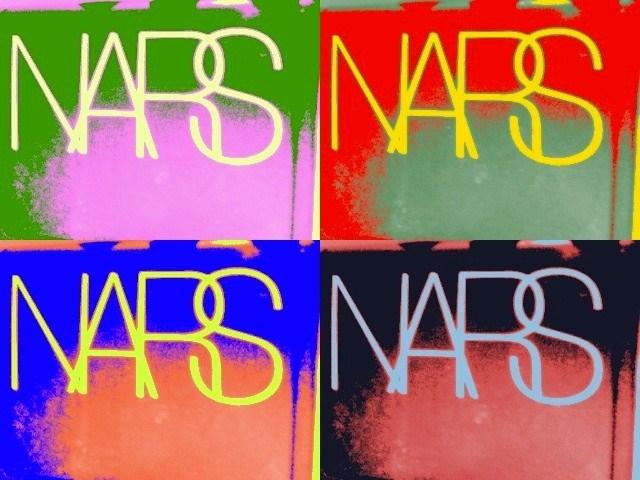 Рождественская коллекция макияжа NARS & Andy Warhol Color Collection for Holiday 2012