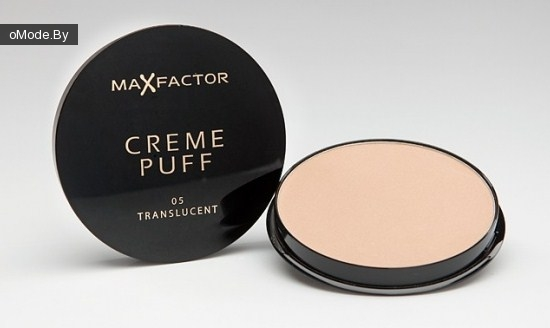 Компактная пудра Max Factor Creme Puff №05 Translucent