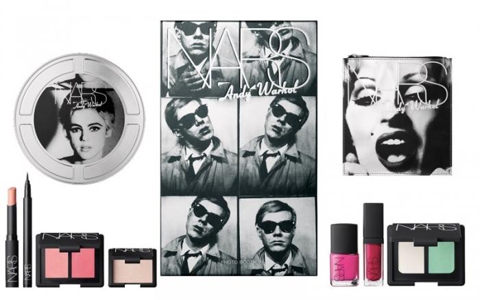 Рождественская коллекция подарочных наборов NARS & Andy Warhol Gift Set Collection for Holiday 2012