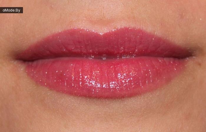 Свотчи блеска для губ Nyx Round Lipgloss №32 Soap opera queen