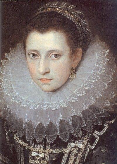 венецианские кружева, портрет Анны Болейн