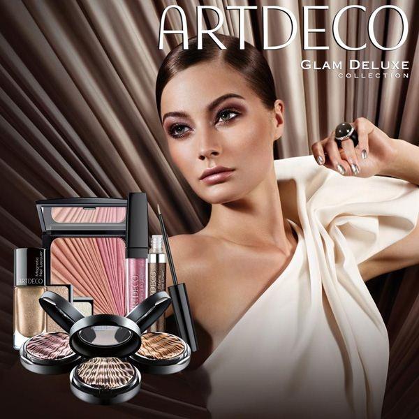 Рождественская коллекция макияжа Artdeco Glam Deluxe Holiday 2012 Collection