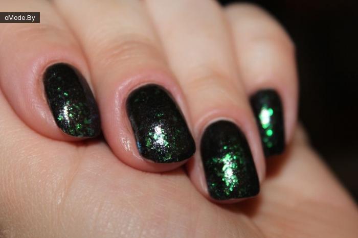 Свотчи лака для ногтей  Golden Rose PARIS MAGIC COLOR №322