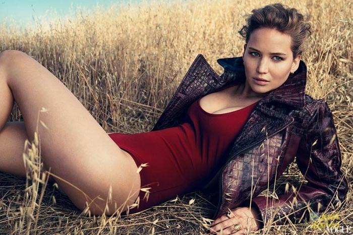 Дженнифер Лоуренс стала новым лицом Dior