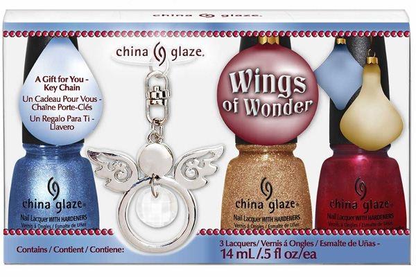 Рождественская коллекция лаков для ногтей China Glaze Holiday Joy Christmas 2012 Collection