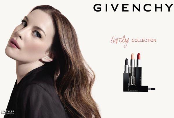 Осенне-зимняя коллекция губных помад The Lively Collection от Givenchy