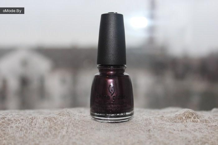 Лак для ногтей China Glaze «Bogie» бутылек