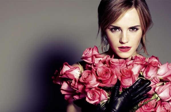 Весенняя коллекция макияжа Lancome In Love Spring 2013 Collection Эмма Уотсон (Emma Watson)