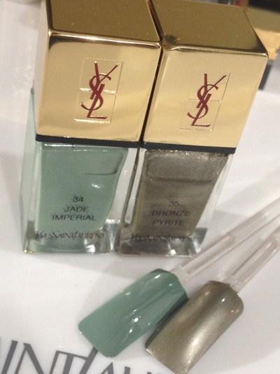 Весенняя коллекция макияжа YSL Spring 2013 Makeup Collection