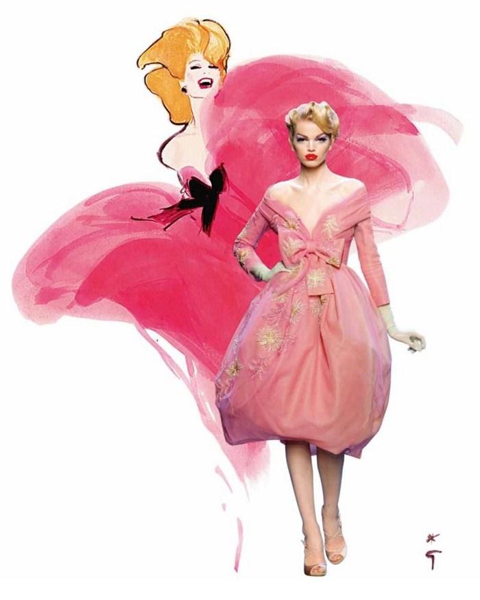 Весенняя коллекция макияжа Dior Chérie Bow Spring 2013 Makeup Collection