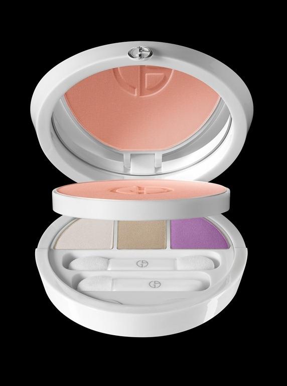 Палетка для макияжа глаз и щек Bliss & Eye Palette № 02