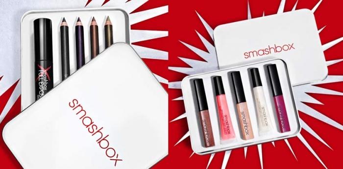 Рождественская коллекция макияжа Smashbox Studio Pop Holiday 2012 Collection