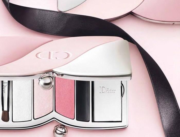 Палетка для макияжа глаз и губ Dior Cherie Bow Palette